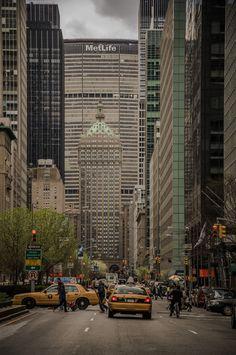 Park Avenue by Claudia