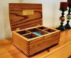 9 Free DIY Jewelry Box Plans: Free Jewelry Box Plan at Instructables