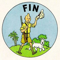 Tintin au Congo • Tintin, Herge j'aime