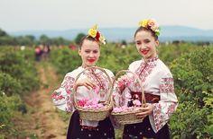 Festival of roses, Kazanlak, Central Bulgaria