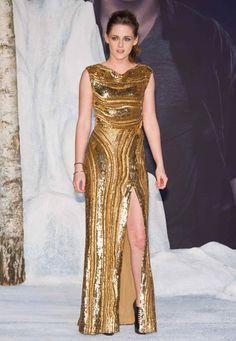 Kristen Stewart In Elie Saab – 'Twilight Saga: Breaking Dawn – Part 2′ Berlin Premiere