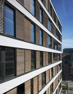 Duco Ventilation & Sun Control (Project) - Livingstone - PhotoID #335303 - architectenweb.nl