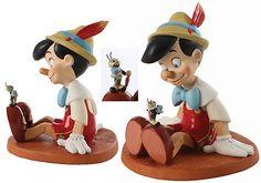 Pinocchio  And Jiminy Cricket Anytime You Need Me cakepins.com