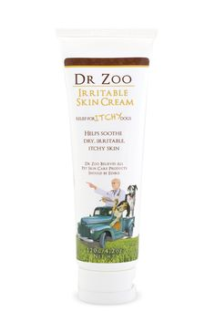 Dr Zoo Irritable Skin Cream