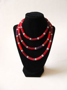 CRAW Beaded Rope Necklace