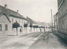 Ógabona tér az 1920-30-as években