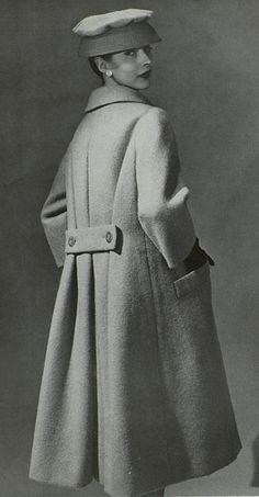 Cappotto di Christian Dior, 1956