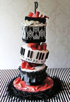 Musical Cake perfect!!