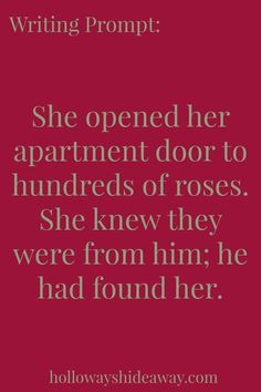 He was hopelessly in love with her and went a little over board while stalking her. She was forced to move but now that he found her there was no way to escape.