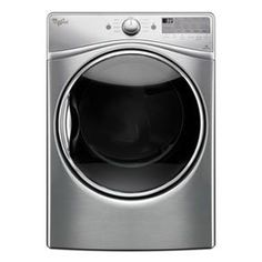 Whirlpool 7.4 Cu. Ft. Electric Dryer w/ Steam Cycles - Diamond Steel