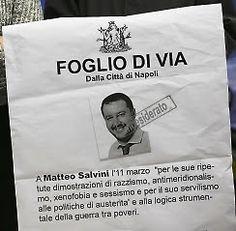 De ruina mundi: Matteo Salvini, vittima e martire