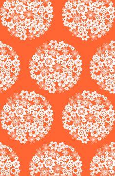 floral pattern  wendykendalldesigns