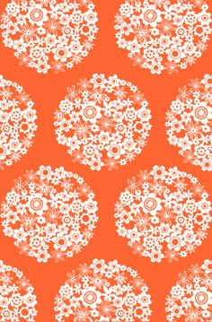floral pattern  wendykendalldesigns