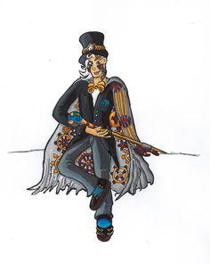 Dandy Steampunk by Firya on DeviantArt Dandy, Les Oeuvres, Steampunk, Deviantart, Illustrations, Paint, Dandy Style, Illustration, Illustrators