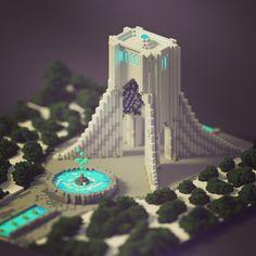 Minecraft Building Designs, Plans Minecraft, Architecture Minecraft, Minecraft Tutorial, Minecraft Blueprints, Minecraft Creations, Minecraft Projects, Minecraft Buildings, Minecraft Stuff