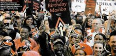 We Lead SA Birthday Songs, Nelson Mandela, South Africa, Wish, Sad, Movie Posters, Organizations, Film Poster, Billboard