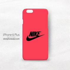 Nike Pink Nice iPhone 6 Plus Cover Case
