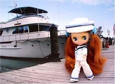 Petite Blythe  Sailing Sailing  * To view further for this item, visit the image link.