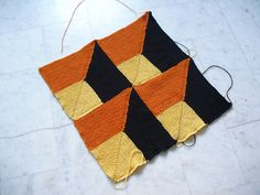Ravelry: Project Gallery for A New Angle pattern by Woolly Thoughts