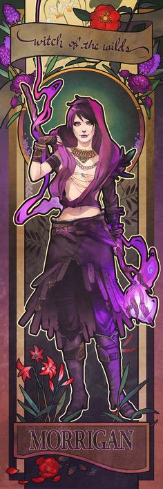 Morrigan, Witch of the Wilds