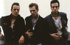 Joe, Paul and Mick