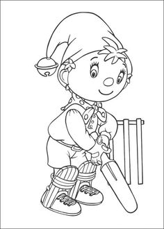 noddy coloring pages 64