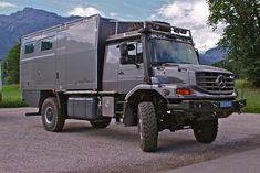 Zetros Off road camper