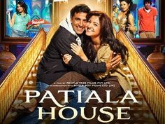Patiala House - family/sports drama  about a british-indian cricket player living the life his father planned for him. (link is for full movie - free to watch)