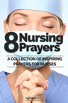 We nurses our spiritual needs too! What else is a better way to start and end your shift than to be inspired, motivated and directed through praying? In this post, we have collected the best and most beautiful prayers for nurses. Nursing School Tips, Icu Nursing, Pediatric Nursing, Nursing Assistant, Nursing Career, Nursing Tips, Nursing Notes, Nursing School Motivation, Nursing Graduation