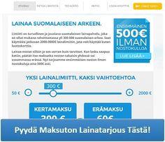 http://www.pienlainat.fi/kuluttomat-lainat/ - Limiitti - Hae lainaa tästä!