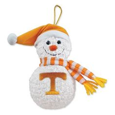 tennessee christmas ornaments