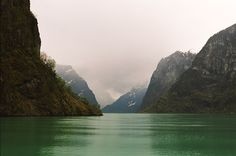 Sognefjord, Norge