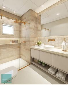 What You Need to Do About Small Bathroom Design Ideas Apartment Therapy Starting in the Next 10 Minutes - homesuka House Bathroom, Bathroom Interior Design, Modern Bathroom Design, Decor Interior Design, Home Decor, House Interior, Bathroom Design Small, Bathroom Design Luxury, Bathroom Decor