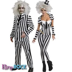 """Say """"Party Rock"""" three times to find your way to quality and affordable couples Halloween costumes in Frisco"""