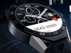 The latest luxury smart watch, TAG Heuer Connected, is here.