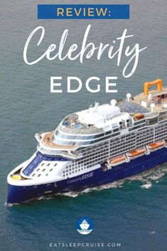 Celebrity Edge Ship Scorecard Review - We cruised on one of the first 7-night sailings on Celebrity Cruises' newest ship and have our Celebrity Edge Ship Scorecard Review. Cruise Checklist, Packing List For Cruise, Cruise Tips, Cruise Travel, Cruise Vacation, Vacations, Cruise Theme Parties, Cruise Ship Pictures, Cruise Ship Reviews