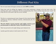 This Swimming Pool Care eBook Covers All You Need To Know About Proper Pool Water Chemistry Made Easy.