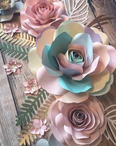 Paper Flowers Craft Large Paper Flowers How To Make Paper Flowers Paper Flowers Wedding Giant Paper Flowers Flower Crafts Paper Flower Wall Paper Roses Diy Flowers Paper Flowers Craft, Large Paper Flowers, Paper Flower Wall, Paper Flower Backdrop, Flower Wall Decor, Paper Roses, Flower Crafts, Diy Flowers, Flower Decorations