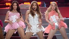 At the American Idol Finale 2013