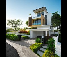 modern architectural house design | Contemporary Home Designs ...