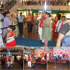 Check out fun filled event organized by 92.7 BIG FM at your favorite mall @ Diamond Plaza, Kolkata