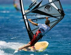 Peter Harts technique tips for windsurfing