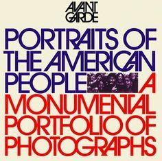 #photographic Avant Garde, Issue 13, Spring 1971. Designer: Herb Lubalin.  via @wayneford