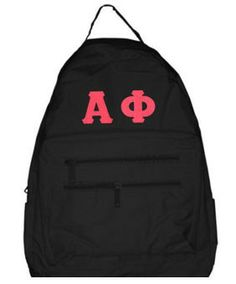 Alpha Phi Backpack