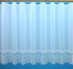 Lolita 05 | Záclony Alen Július Novák Curtains, Shower, Rain Shower Heads, Blinds, Showers, Draping, Picture Window Treatments, Window Treatments