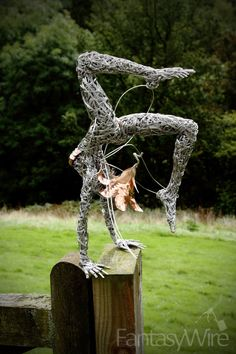 Sculpture by Robin Wight                                                                                                                                                                                 Mehr