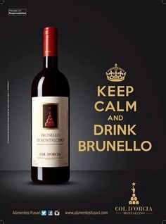 #coldorcia #brunello Brunello Di Montalcino, Alcoholic Drinks, Cocktails, Places In Italy, Italian Garden, Italian Wine, Fine Wine, Mixed Drinks, Sangria