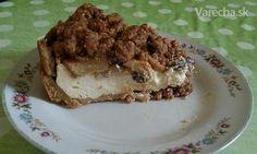 Jablkovo-mrveničkový cheesecake