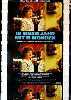In A Year With 13 Moons (1978) - Rainer Werner Fassbinder