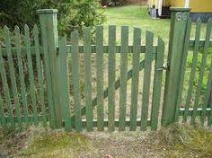 gammaldags staket - Google-haku
